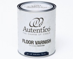 Autentico Floor Varnish Semi Gloss 1L półpołysk